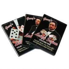 Gerry's Lucky 7's The Ultimate Tricks With 4 Cards