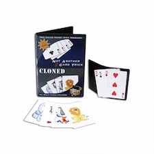 Not Another 3 Card Trick & Cloned Packet Tricks with Teaching DVD