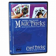 Amazing Easy To Learn Magic Tricks- Card Tricks with No Sleight of Hand