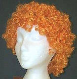 Clown Curly Wig